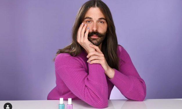 Essie announces Queer Eye's Jonathan Van Ness as first male partner