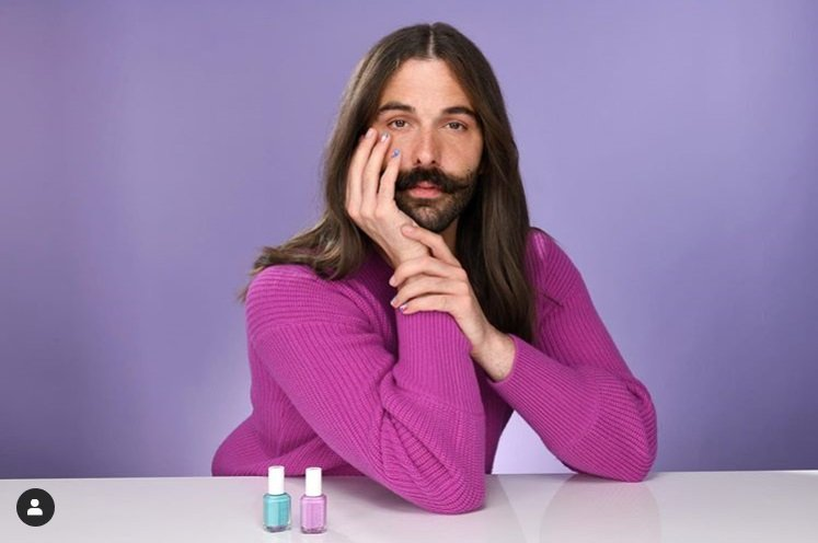 Essie announces Queer Eye's Jonathan Van Ness as first male face
