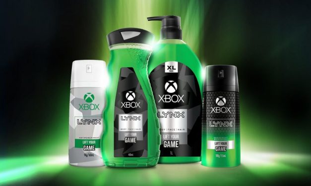 Microsoft partners with Unilever to launch Xbox personal care range in Australia and New Zealand