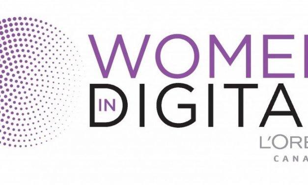 L'Oréal Canada announces winner of first Women in Digital program