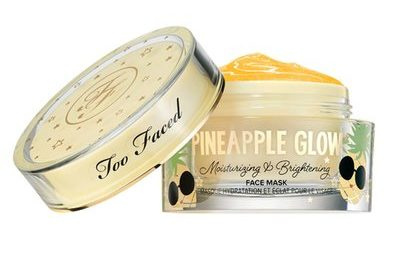 Too Faced – Pineapple Glow Face Mask