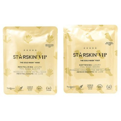 Starskin The Gold Mask for hands and Feet