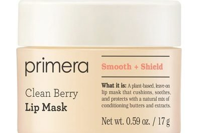 Primera – Clean Berry lip Mask